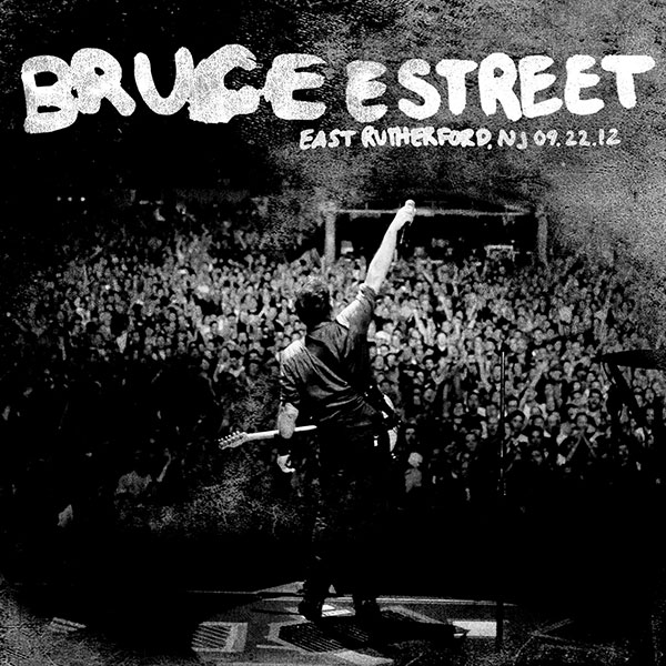 Bruce Springsteen Live Concert CDs & Downloads