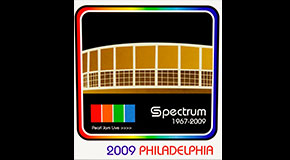 Pearl Jam 2009 Spectrum Box
