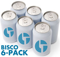 Bisco 6 pack