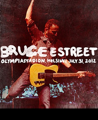 Bruce Springsteen Archives