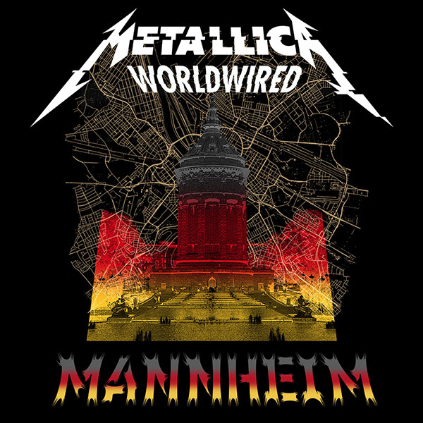 Metallica tour 2020 köln