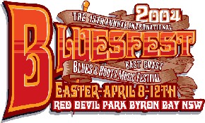 04/11/2004 Blues &amp; Roots Music Festival Byron Bay,