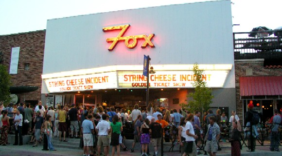 07/08/2004 Fox Theatre Boulder, CO