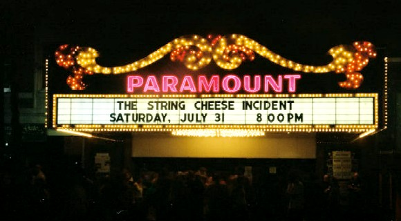 07/31/2004 Paramount Theater Cedar Rapids, IA