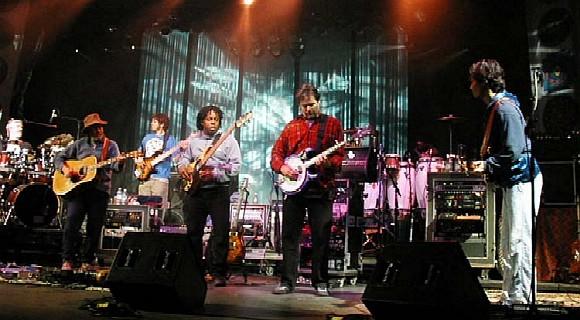 08/07/2004 Jerry Garcia's Birthday Bash Terra Alta, WV