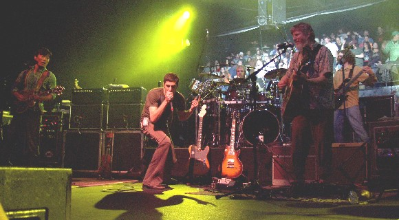 03/25/2005 The Fillmore Auditorium Denver, CO