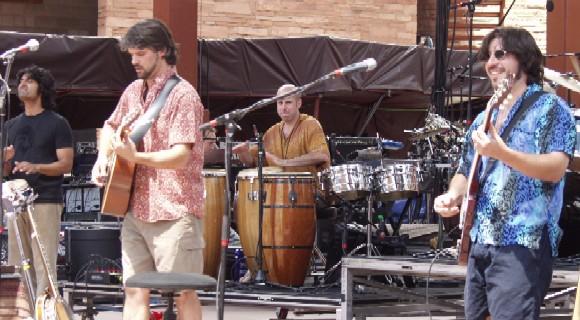 07/02/2005 Red Rocks Amphitheatre Morrison, CO