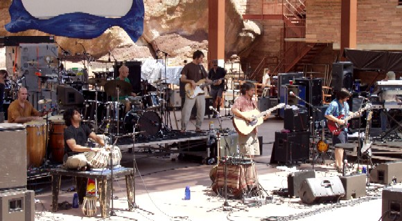 07/02/2005 Red Rocks Amphitheatre Morrison, CO