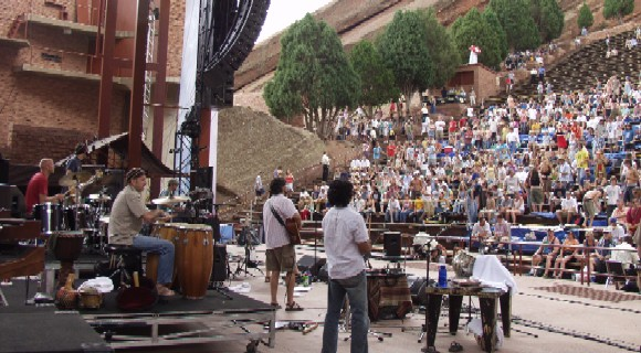 07/03/2005 Red Rocks Amphitheatre Morrison, CO