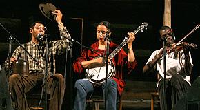 04/27/2007 Cabin MerleFest, NC