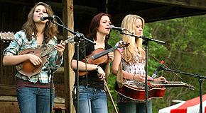 04/27/2007 Cabin Stage MerleFest, NC