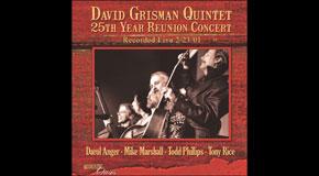 Original David Grisman Quintet - 25th Anniversary Reunion