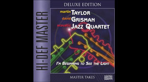 Taylor/Grisman Jazz Quartet