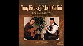 Tony Rice & John Carlini