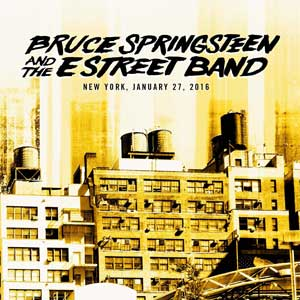 Livedownloads Download Bruce Springsteen The E Street Band 3 28 16 Madison Square Garden