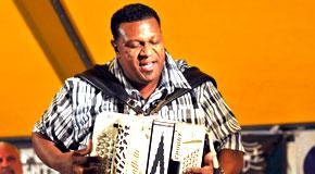Chubby Carrier & The Bayou Swamp Band