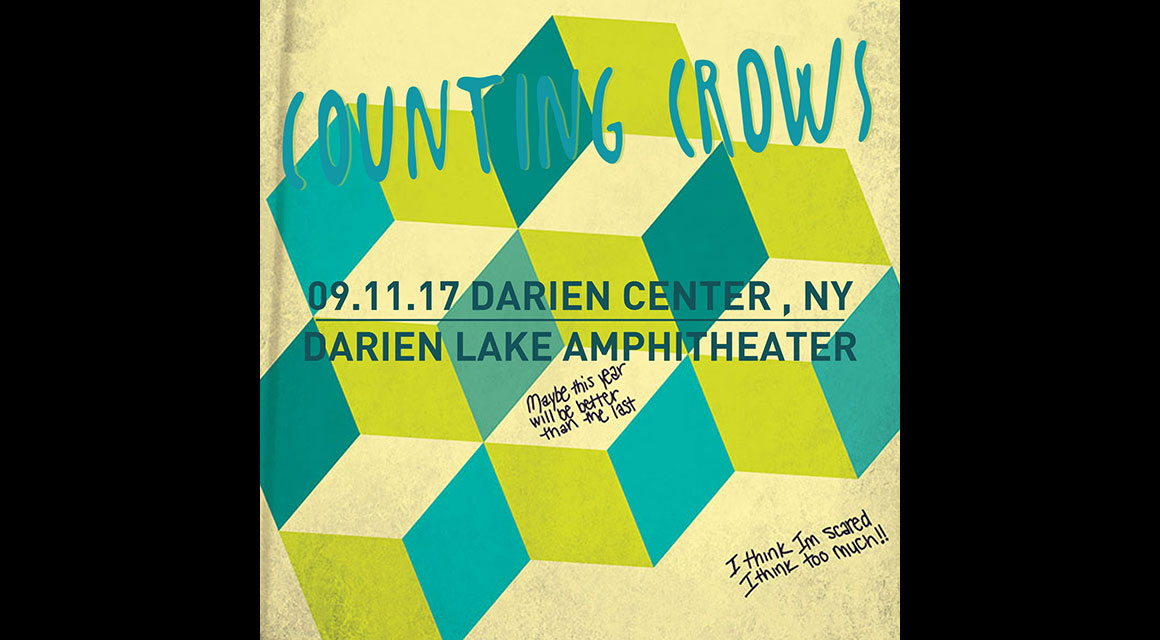 Livedownloads Download Counting Crows 9 11 17 Darien