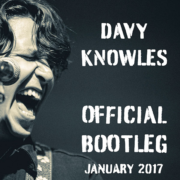 nugs net | Davy Knowles Live Downloads Official Bootleg #1 - January
