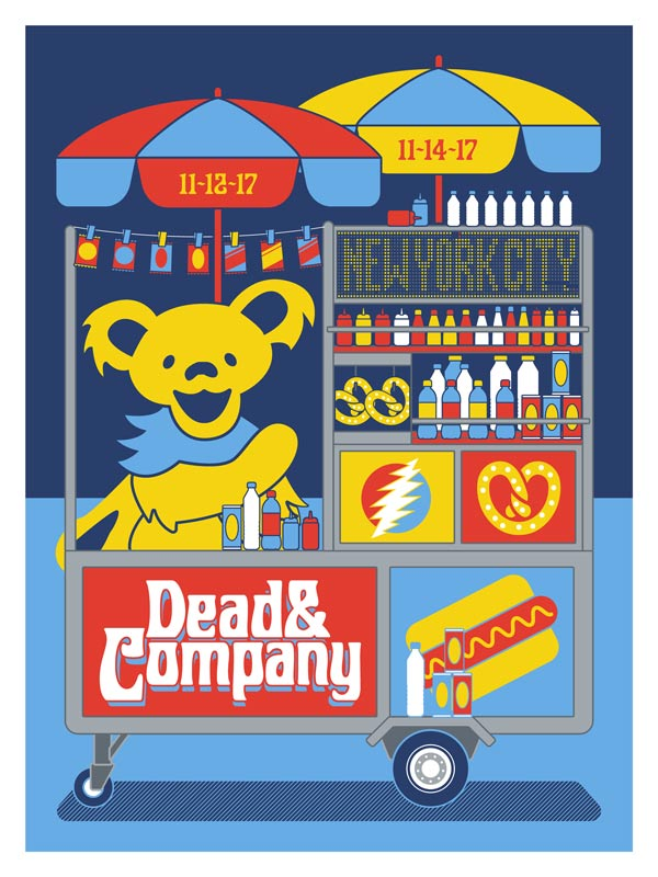 Nugs net download live dead and company mp3 flac 11 12 17 madison square garden new york ny for Dead and company madison square garden