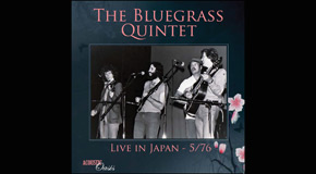 The Bluegrass Quintet (Grisman, Rice, Keith, Greene, Phillips)