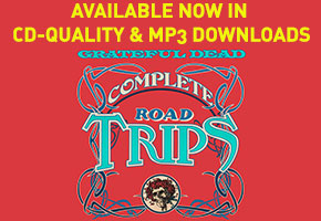 Grateful Dead Complete Road Trips