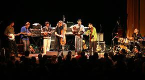 08/17/2007 Mystic Theatre Petaluma, CA