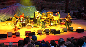 07/28/2007 Red Rocks Amphitheater Morrison, CO