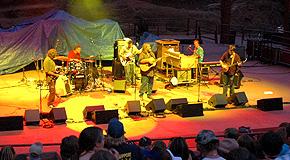 07/28/2007 Red Rocks Amphitheater Morrison, CO