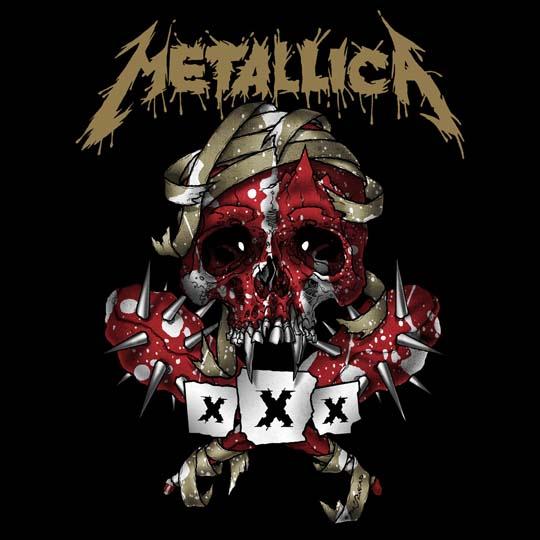 Rebel of Babylon - Metallica