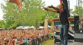 07/01/2007 Main Taos Solar Music Festival, NM