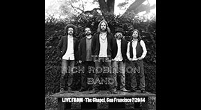 Rich Robinson Band