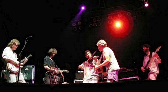 07/18/2001 Rockingham Dragway Rockingham, NC