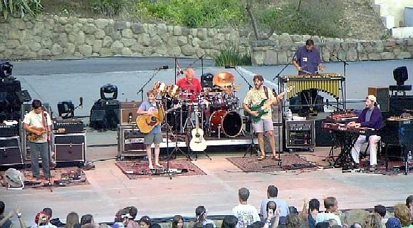 08/02/2001 Santa Barbara County Bowl Santa Barbara, CA