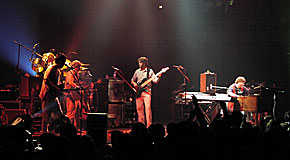 11/10/2001 Asheville Civic Center Asheville, NC