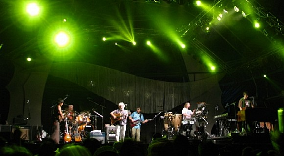 07/29/2006 Fuji Rock Festival Niigata, JPN