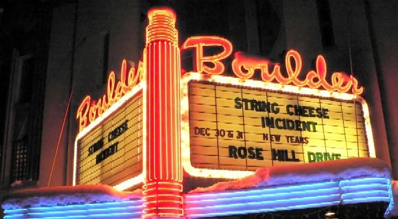 12/21/2006 Boulder Theatre Boulder, CO