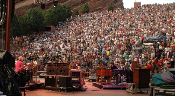 08/11/2007 Red Rocks Morrison, CO