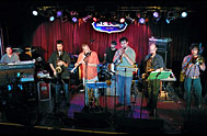 Skerik's Syncopated Taint Septet