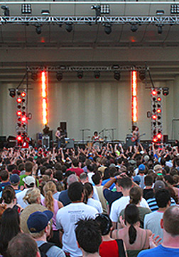 08/04/2006 Adidas Stage Lollapalooza, IL