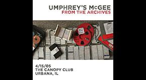 Listen Now  sc 1 st  Nugs.net & nugs.net | Umphreyu0027s McGee Live Downloads 04/15/05 The Canopy Club ...