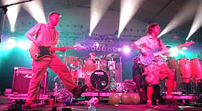 08/07/2004 Skyline Stage - Navy Pier Chicago, IL
