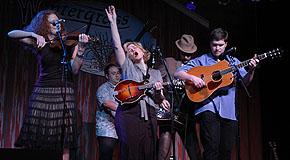 02/24/2007 Pavilion Wintergrass, WA