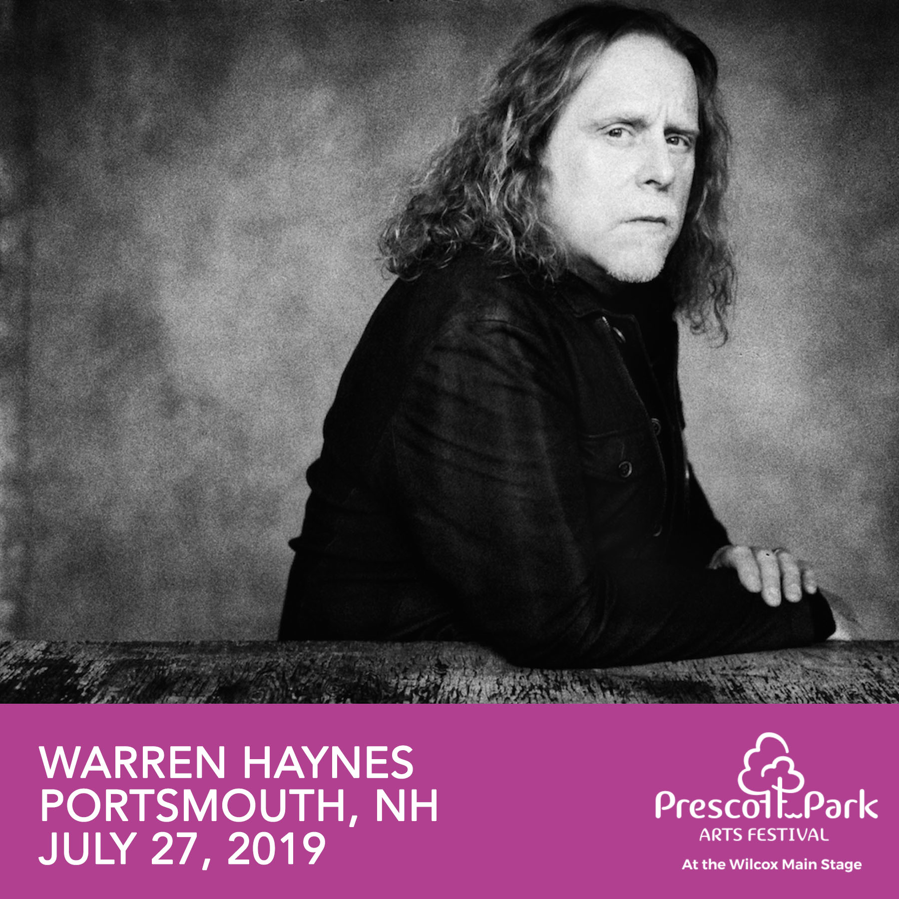 Warren Haynes | home