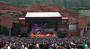 06/24/2005 Red Rocks Amphitheatre Morrison, CO