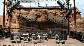 06/23/2006 Red Rocks Amphitheatre Morrison, CO