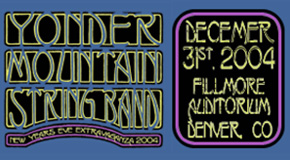 12/31/2004 Fillmore Auditorium Denver, CO