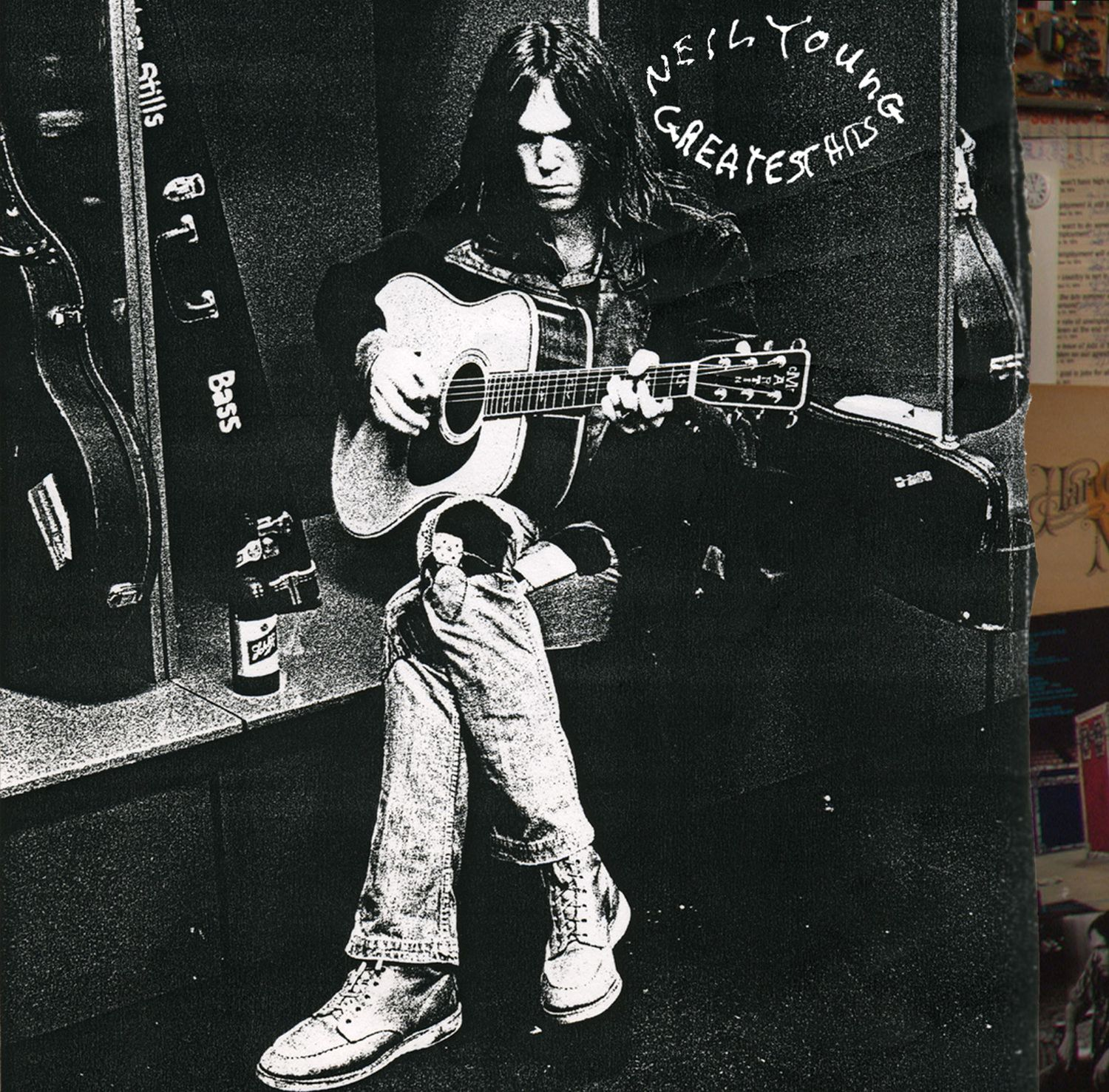 Mp3 Young Down: Download Neil Young , Greatest Hits MP3