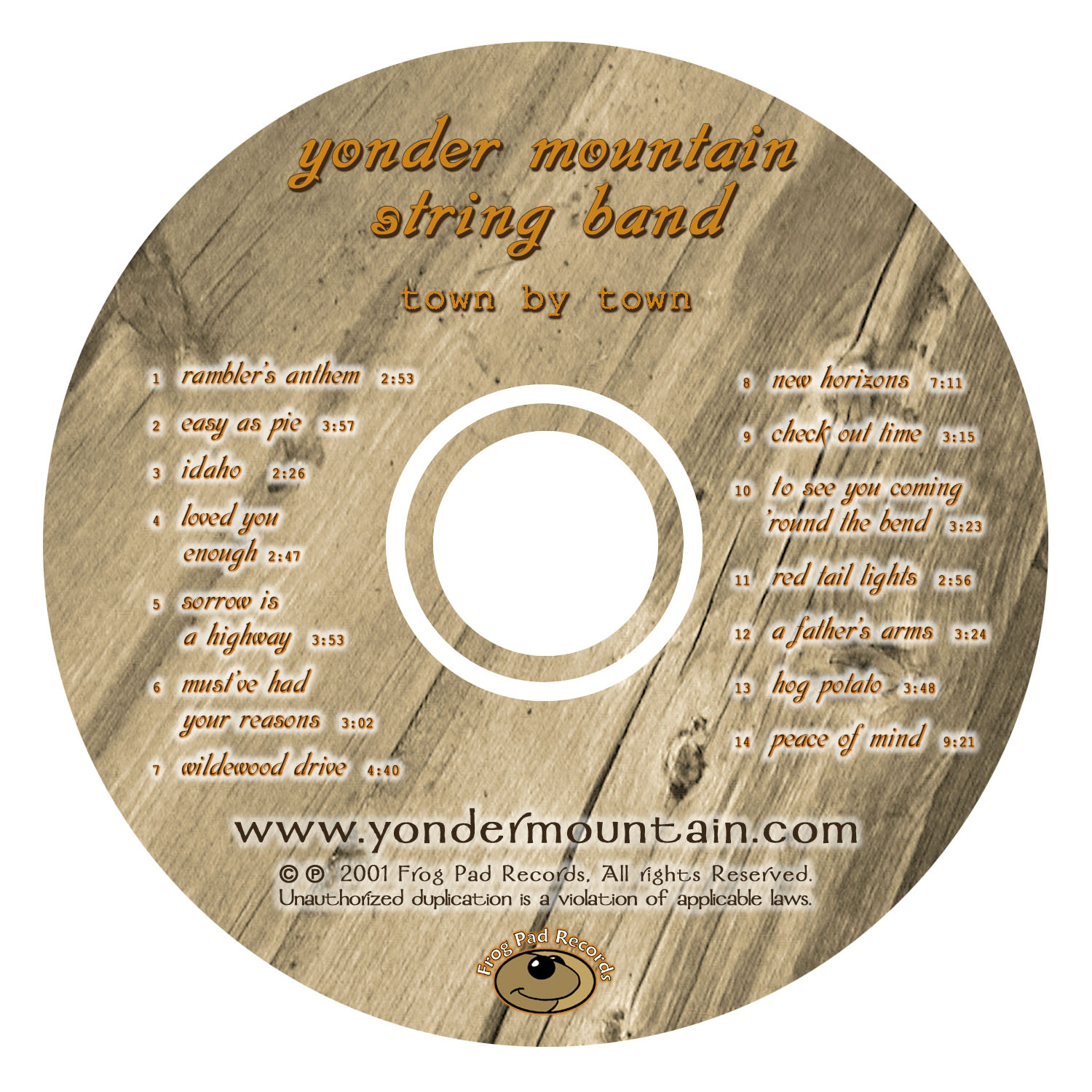 YonderMountainLive com - Download Yonder Mountain String